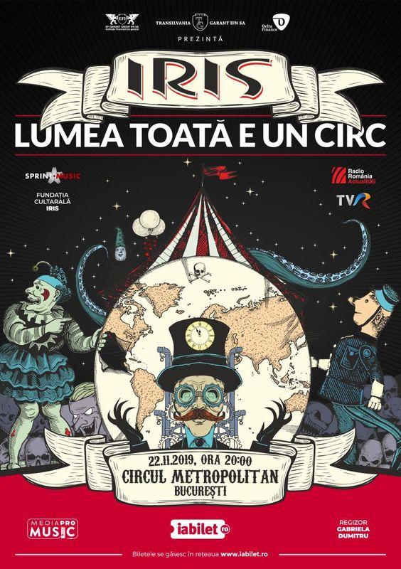 Lumea toata e un circ