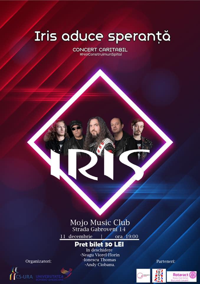 IRIS concert caritabil #NoiFacemUnSpital